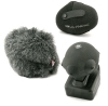 H4 SuperMINI / PortaMIC Windscreen and Rycote Fuzzy